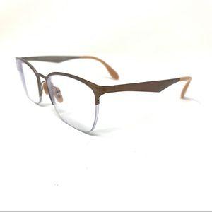 Ray Ban cat eye eyeglasses frames rx lenses
